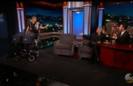 "George Clooney's ""Twins"" Make TV Debut on 'Jimmy Kimmel Live!'"