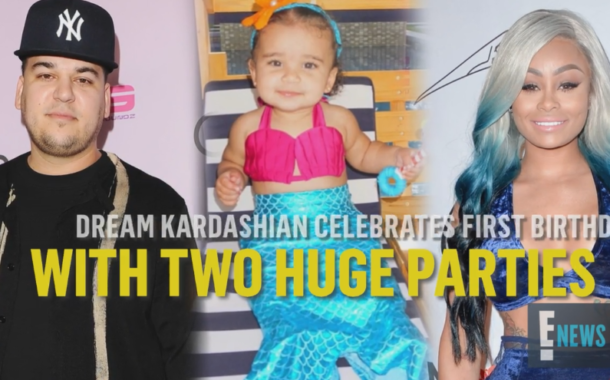 Blac Chyna Has A 'Dreamy Dream' About Mermaid-Themed 1st Birthday Party