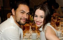 Emilia Clarke Reunited With Her First Game Of Thrones Love