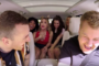 Sam Smith Adorably Fans Out When Fifth Harmony Surprises Him in Awesome New 'Carpool Karaoke'