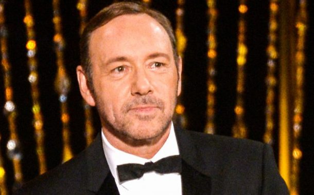 Kevin Spacey Kicked Out From 'Carol Burnett 50th Anniversary Special' on CBS