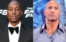Tyrese's Feud With The Rock Just Escalated To The Point Of No Return