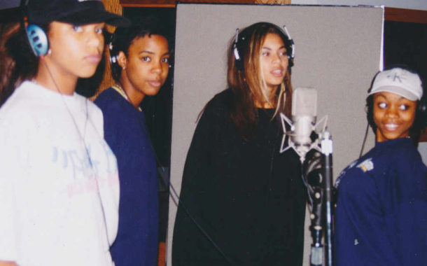 Beyoncé Shared The Secret Pics Of Destiny's Child With All Four Original Members