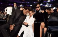 WATCH IT: What Is Blue Ivy Trying To Tell Jay-Z And Beyoncé At The Grammys…
