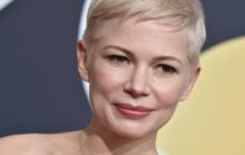"""(""""…AND STOOD UP FOR ME…"""") Michelle Williams Responds To Mark Wahlberg's Time's Up Donation"""