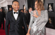 SHOW SOME LOVE: Chrissy Teigen Shares Sweet Video of Her and John Legend for Valentine's Day