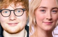 IT WASN'T HER IDEA: Ed Sheeran's Misspelled Tattoo Is Totally Not Saoirse Ronan's Fault!