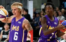 WATCH IT: Justin Bieber Playfully Shaded A Stranger Things Star Before The NBA Celebrity All-Star Game
