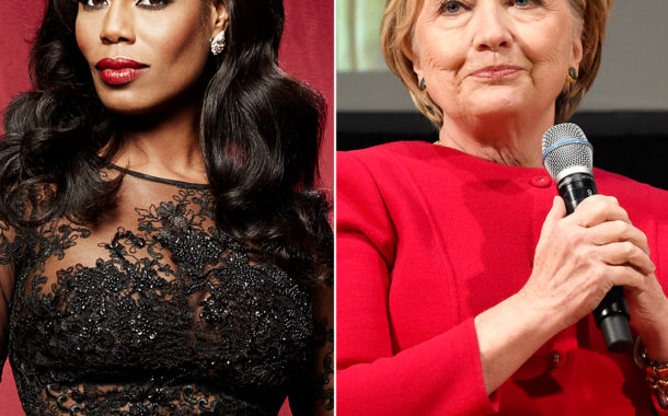 WHAT DO YOU THINK? Omarosa Manigault Explains Why She Left Hillary Clinton Campaign for Donald Trump