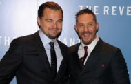 (PHOTO) Tom Hardy Got A Terrible Leonardo DiCaprio Tattoo After Losing A Bet