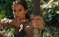THE INTERNET HAS ENGAGED: Tomb Raider's New Lara Croft Is More Like Katniss Everdeen Than You'd Expect