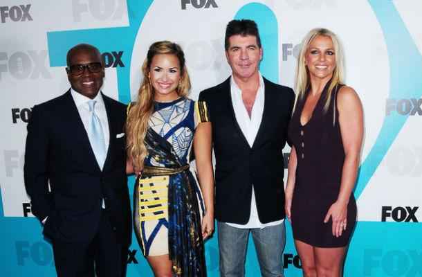 2012 x factor names judges 'X Factor'