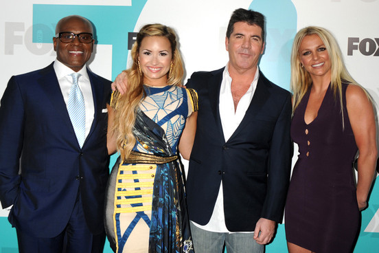 X Factor Judges 2012 X Factor 2012 S...