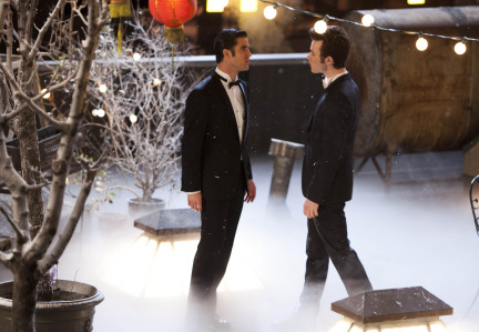 Glee Season 4: Blaine and Kurt Perform Come What May (VIDEO)