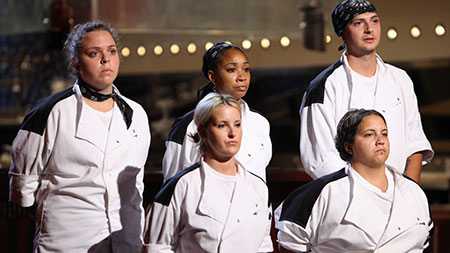 Hell S Kitchen 2013 Live Recap Episode 18 Top Five
