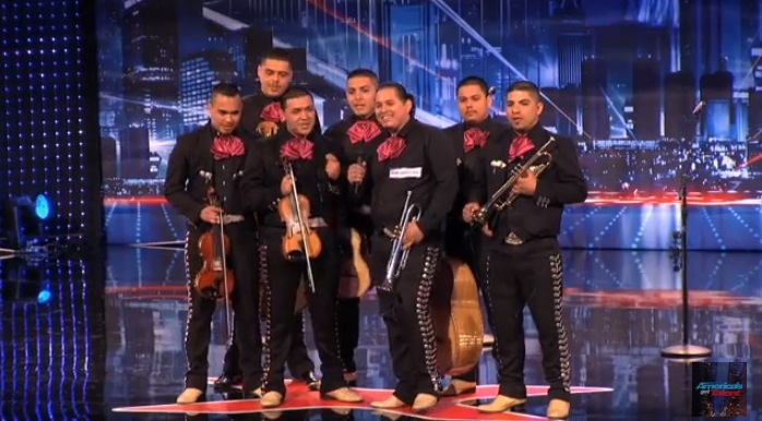 America S Got Talent 2013 Auditions Mariachi Band Wows