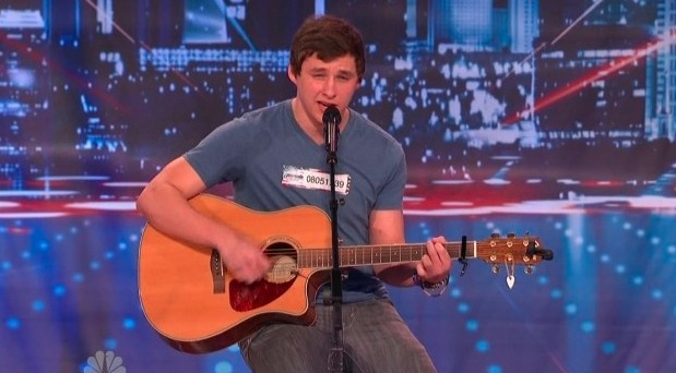 America S Got Talent 2013 Auditions Paul Thomas Mitchell