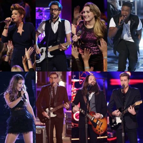 Who Got Voted Off The Voice 2013 Season 5 Tonight? Top 8