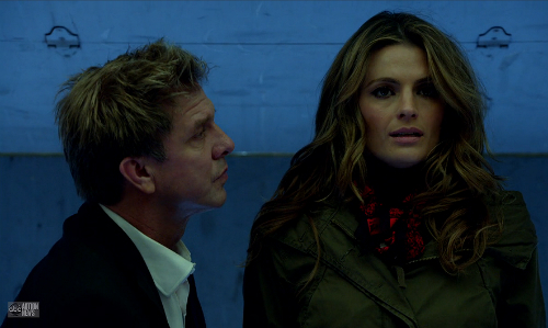 Castle 6x17 In The Belly Of The Beast Recap Review There Really Is A Pony
