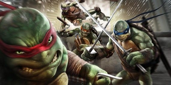 The First Teaser Trailer Has Been Released For Teenage Mutant Ninja Turtles 2014