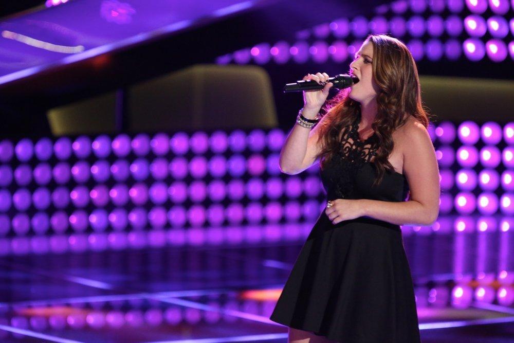 The Voice 2014 Season 6 Spoilers: Audra McLaughlin Blind