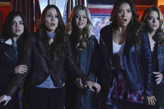 Pretty Little Liars Season 4 Episode 23