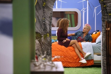 Big brother 2014 spoilers week 1 eviction nominees an unexpected alliance and showmance for Watch celebrity showmance