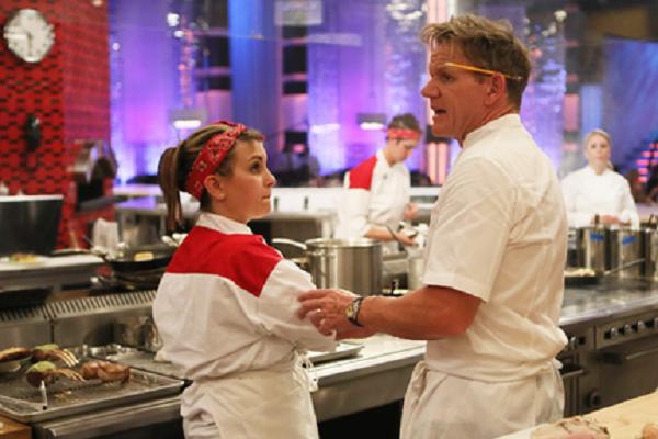 who was eliminated on hells kitchen 2014 season 13 last night week 2 - Hells Kitchen Season 13 2