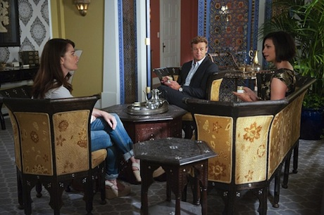The Mentalist Season 7: 7x03 - Orange Blossom Ice Cream Recap