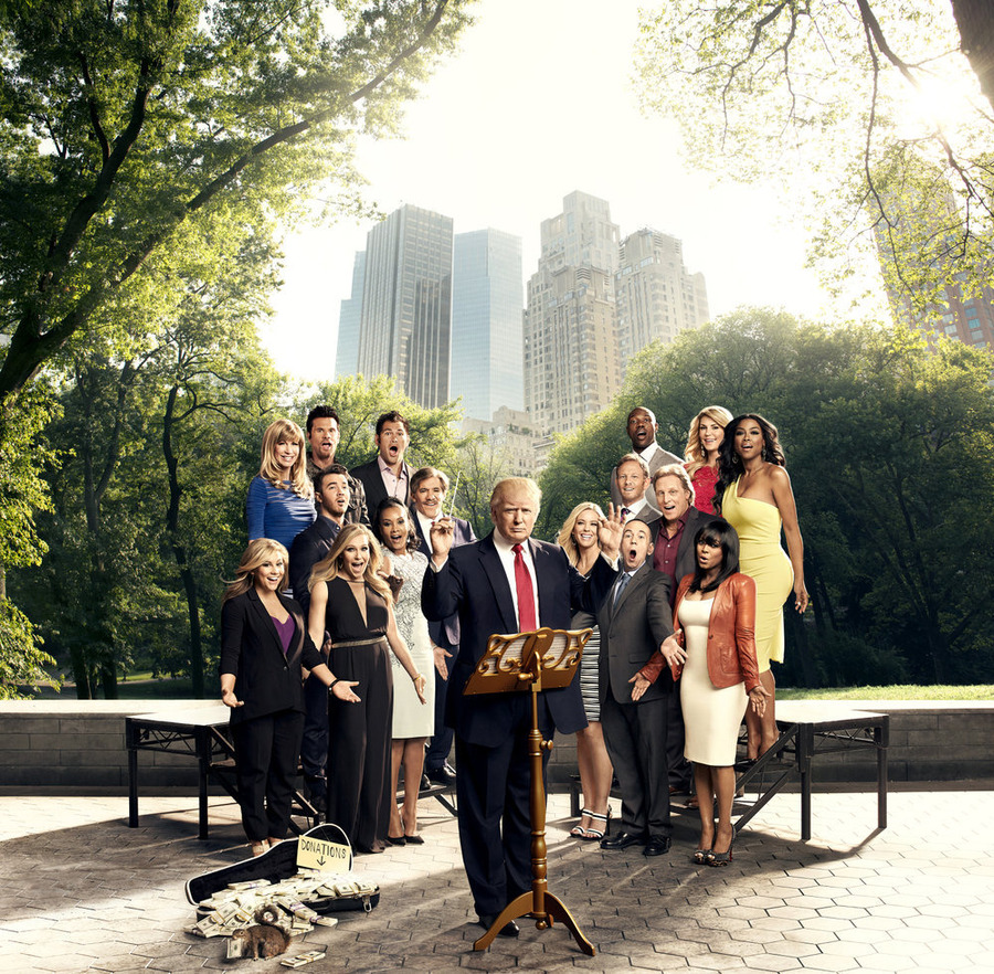 All-Star Celebrity Apprentice @ Reality TV World