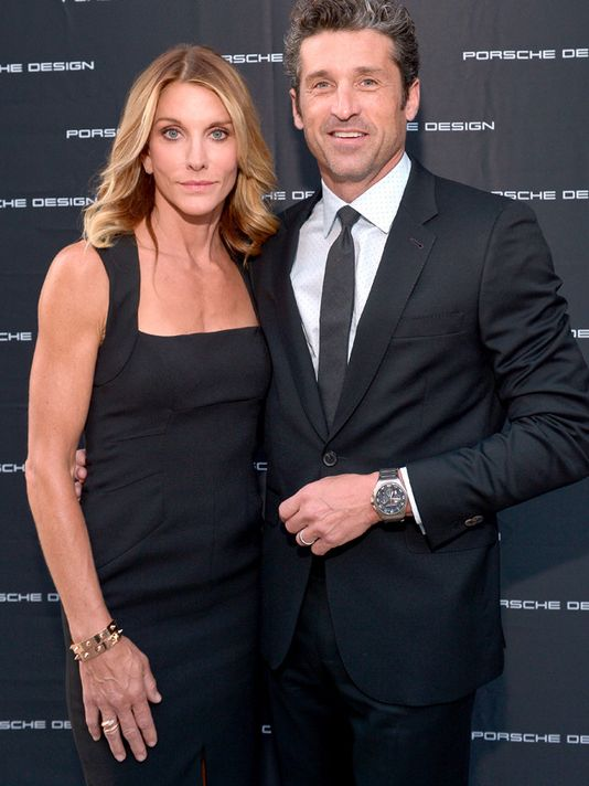 Patrick Dempsey\'s Wife Files For Divorce