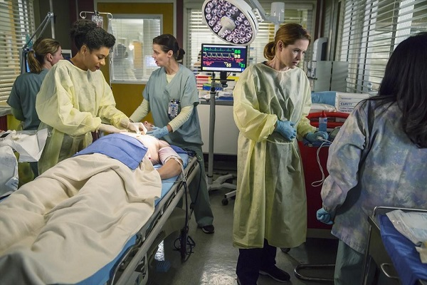 Grey's Anatomy 2015 Recap: Episode 9 - Where Do We Go From ...