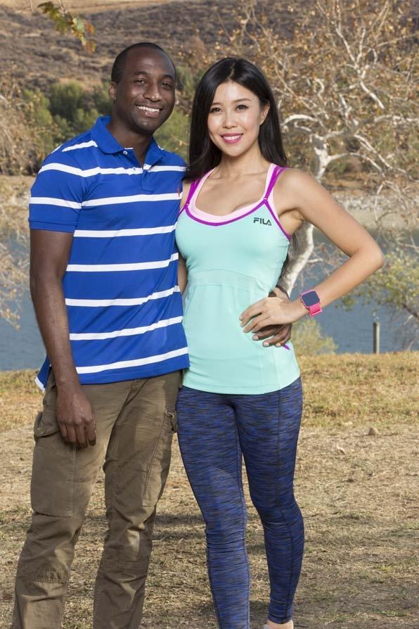 The Amazing Race 2015 Spoilers Season 26 Cast Jelani