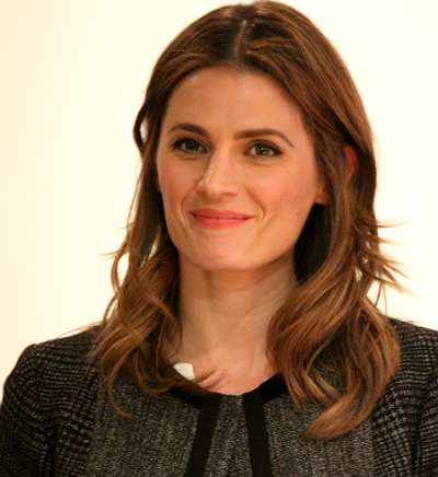 castle beckett actress