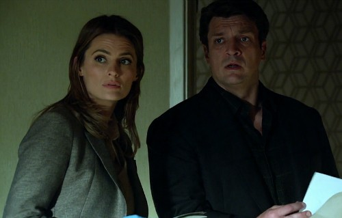 why did beckett leave castle in season 8