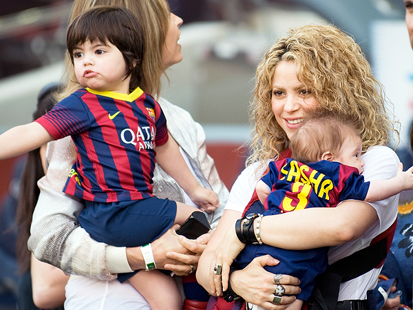 Shakira Opens Up About Raising Her Children In Spain