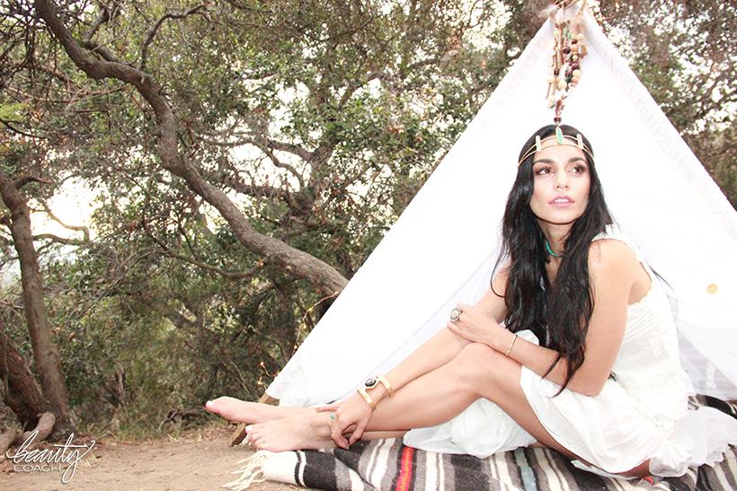 Vanessa hudgens native american special case