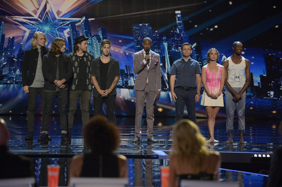 Who Went Home On America S Got Talent 2015 Last Night Week 2