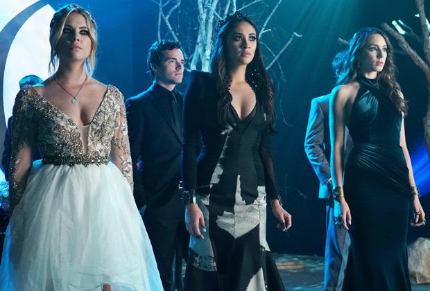 Pretty Little Liars Season 6 Recap: 6.9: Last Dance