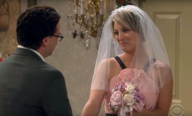 The Big Bang Theory Season 9 Leonard And Penny S Wedding