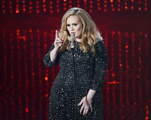 Adele Shares Details On New Album In Facebook Post (PHOTO