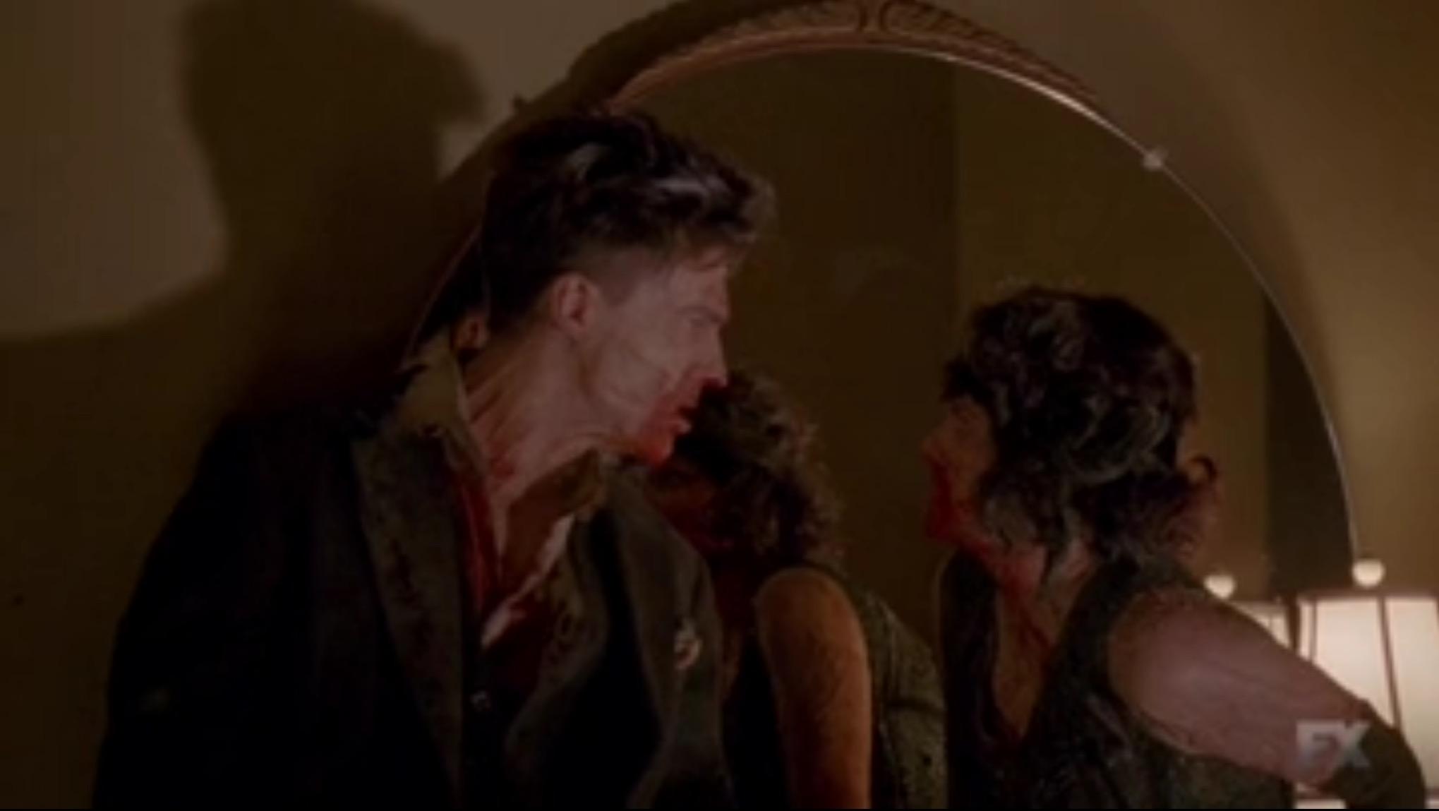 American Horror Story: Hotel Recap: Rudolph Valentino