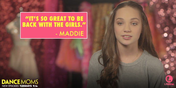 Dance Moms 6x04 Recap - Maddie Ziegler's Back And The Dance Moms Are Worse  Than Ever