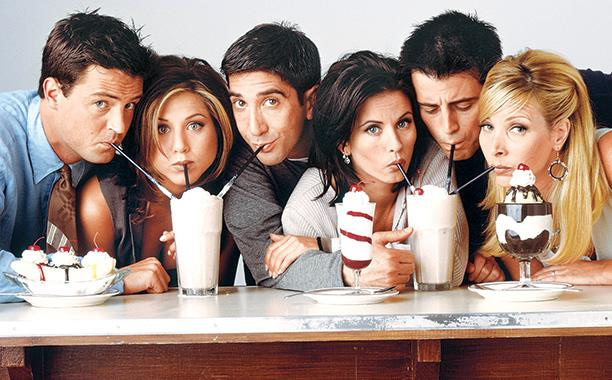 Friends Reunion Coming To Nbc For James Burrows Special-3930