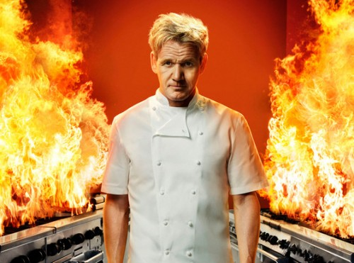 X In Hell S Kitchen