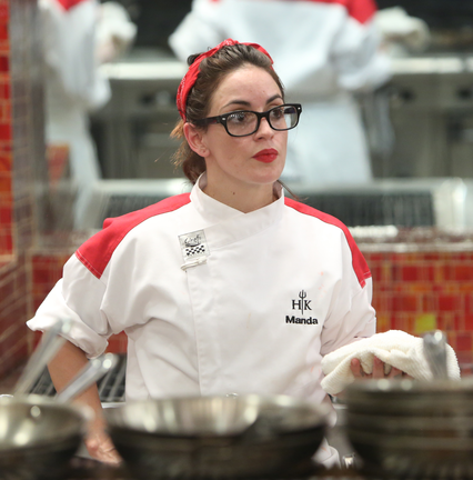 Who Was Eliminated On Hell S Kitchen Tonight