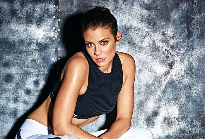 Lauren Cohan On The Perfect Body I Am The Queen Of
