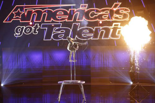 America's Got Talent 2016: Sofie Dossi Gets Golden Buzzer (VIDEO)