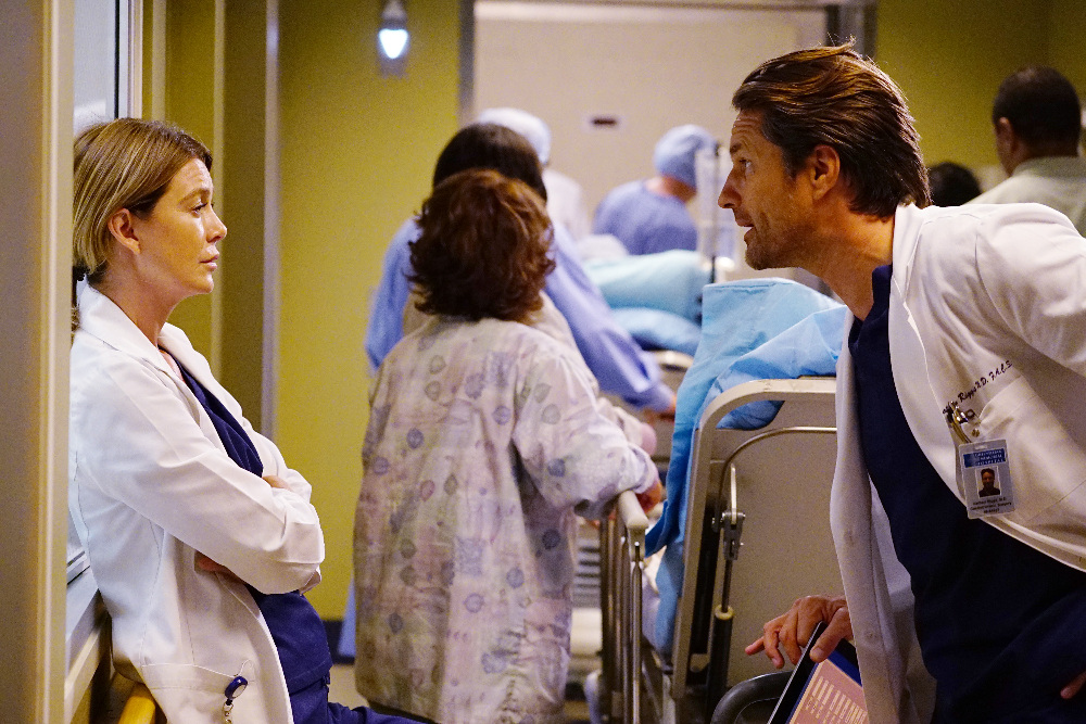 Grey\'s Anatomy Season 13 Spoilers: The Love Triangle Solved? (VIDEO)