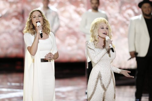 The Voice 2016: Voice Top 10 Results - Dolly Parton